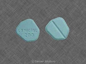 Lamictal saved my life.:  Plectron,  Plectrum