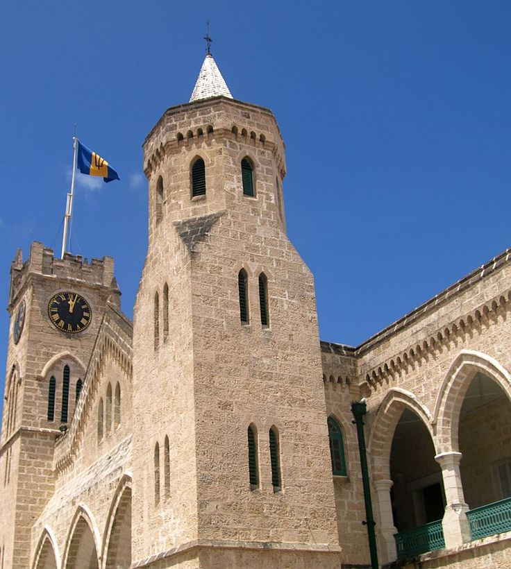The Barbados Parliament was established back in 1639! Be sure to stop by when you visit the capital city Bridgetown which is a UNESCO World Heritage Site,