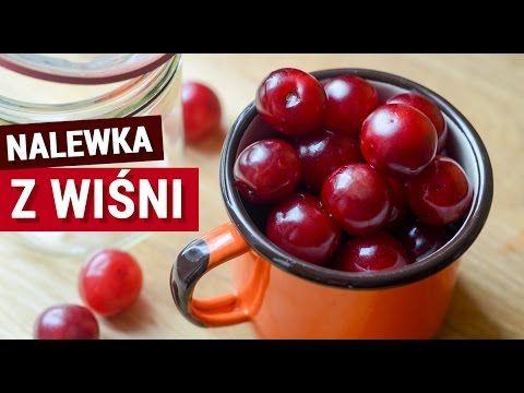 Nalewka z wiśni - Przepis na wiśniówkę