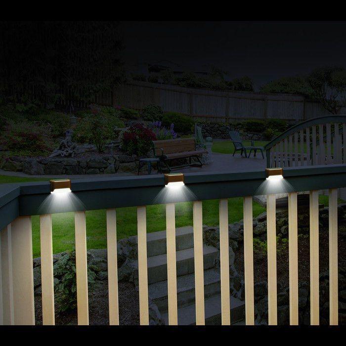 17 Best Philips Garden Lighting Images On Pinterest: 17 Best Ideas About Solar Deck Lights On Pinterest