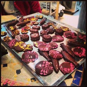 Rocco Chocolates London  #chocolates #rococo #summer #London  www.5ivestarlondon.com