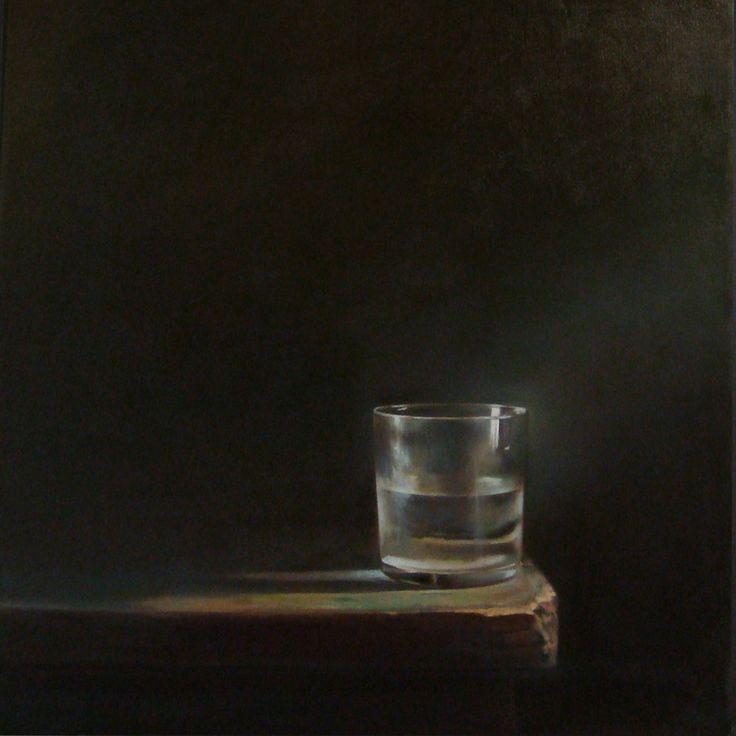 oil on canvas, 100x100cm