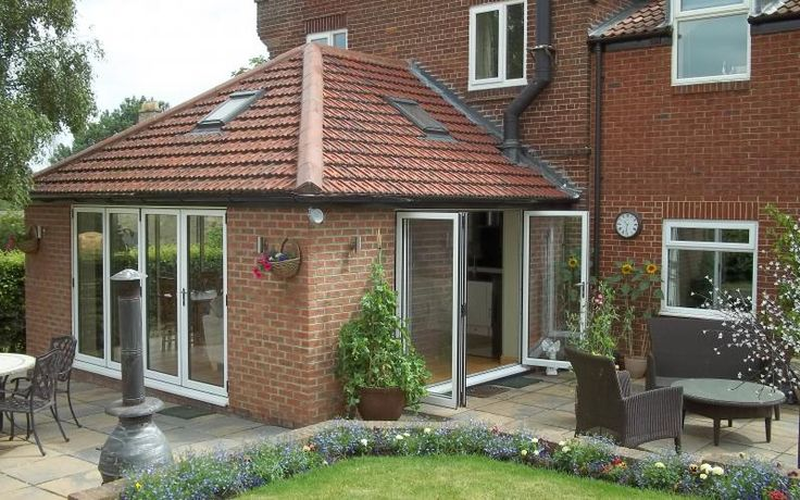 single storey kitchen extension ideas - Google Search