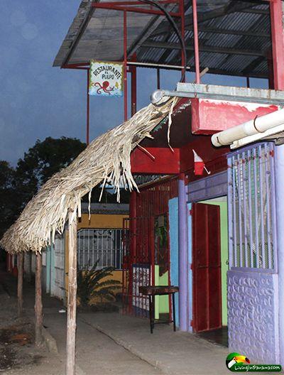 Restaurante El Pulpo - A restaurant in Puerto Armuelles Panama