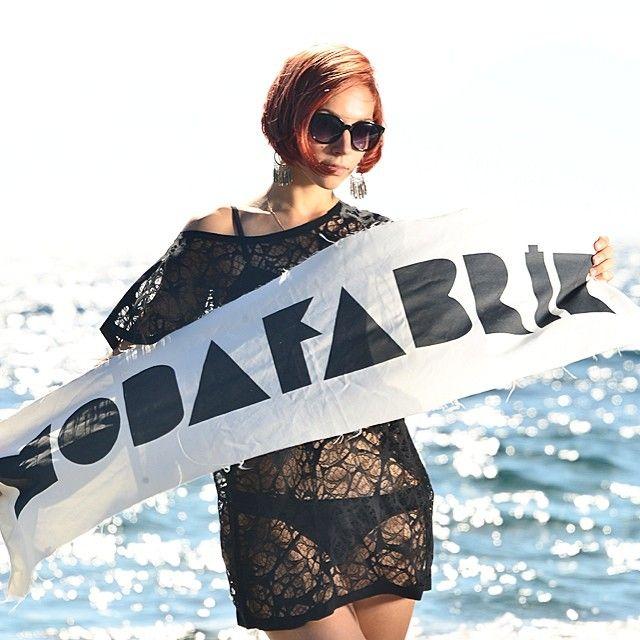 ☀️O zaman biraz #Bodrum demeye ne dersiniz? Bu yaz #plajelbisesi olarak plajlara değişik renkleri ve tasarımları getirdik. Bu elbisemizi #Damla desen olarak bulabilirsiniz. Mutlu Cumartesiler dilerim⚓️www.modafabrik.com #modafabrikheryerde #modafabrik #bayrakritueli #yaz #summer2014 #beachsyle #beachwear #lace