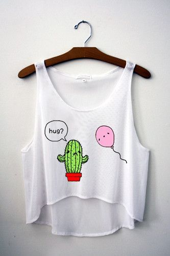 Shop Hipster Tops Teen Clothing Store for Crop Tops that are designed by teens just like you! 65% cotton 35% polyester Warning: Our Crop Topswill increase the
