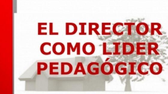 El director como líder pedagógico