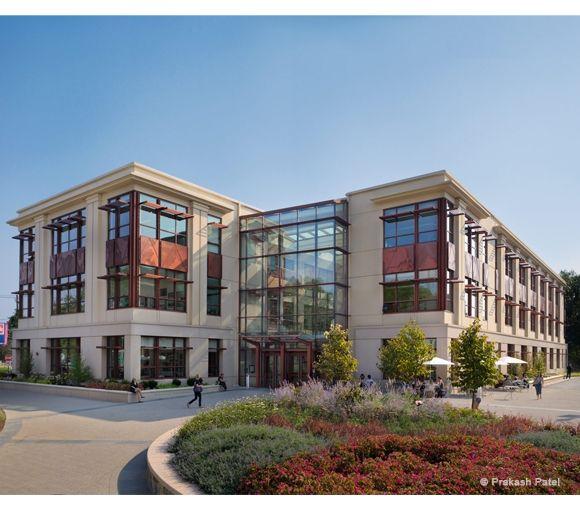 American University School of International Servise, Washington DC by William McDonough + Partners