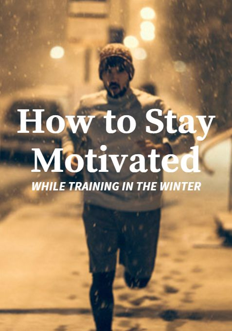 Training for a marathon is no small endeavor. It is a long process that is both physically and mentally taxing. It is a time when most people feel like they are pushed to the brink of insanity. One of the most difficult tasks is simply staying motivated, especially during the winter months. How to Stay Motivated While Training in the Winter http://www.active.com/running/articles/how-to-stay-motivated-while-training-in-the-winter?cmp=17N-PB33-S14-T1-D4--1080