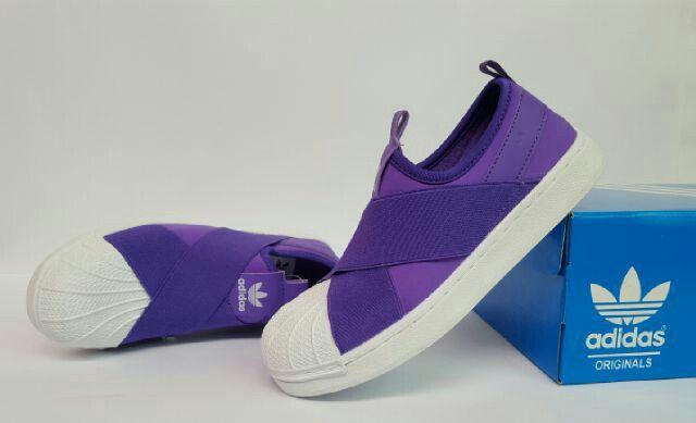 Adidas Superstar Slip On Wanita size 36 sd 40 Rp.270.000