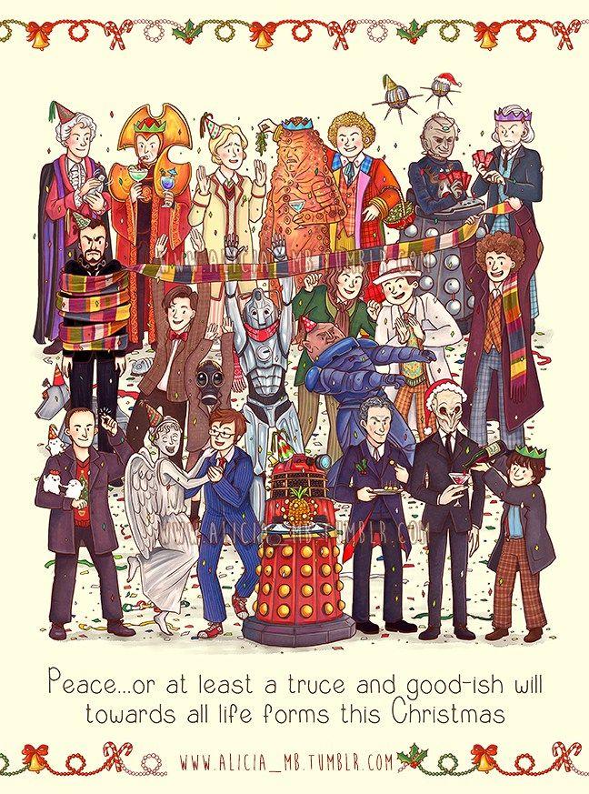 Hey geeeks! O natal já está chegando, e eu acabei de encontrar essas gracinhas de cartões feitos pela ilustradora Alicia MBque são no mínimo adoráveis. Neles, são retratados personagens de várias …