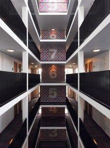 cfc46e19-f2d4-4329-a620-b6dd5e502c96- Inntel hotel, interieurontwerp, atrium