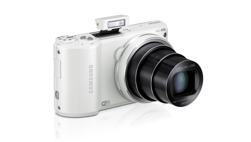 Samsung WB250F: advanced optical performance with full connectivity