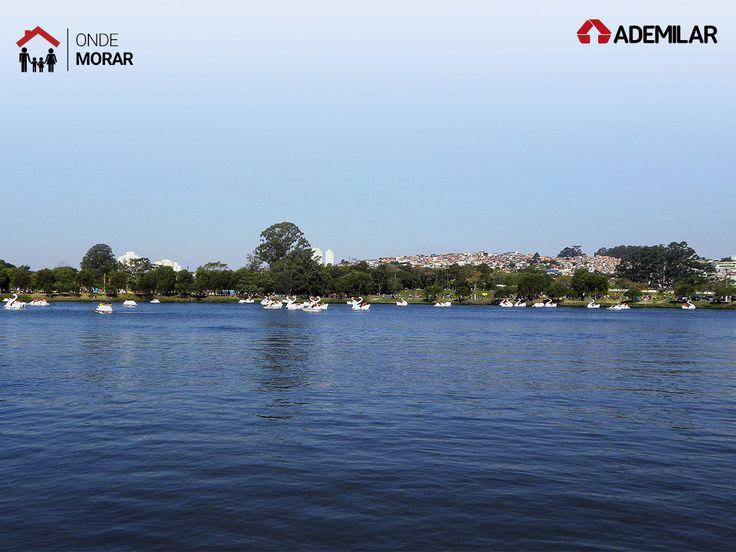 Um dos principais atrativos do bairro Engenheiro Goulart, localizado na zona leste da capital, é o Parque Ecológico do Tietê.