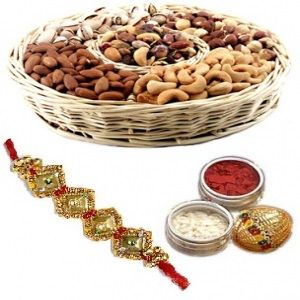 This Raksha Bandhan, send Rakhi gifts, cakes and flowers online to your brother/sister in Goa through www.goaflorist.in. Provide on time delivery with same day or midnight delivery option anywhere in Goa. Contact us: +91-8288024441, 8288024442