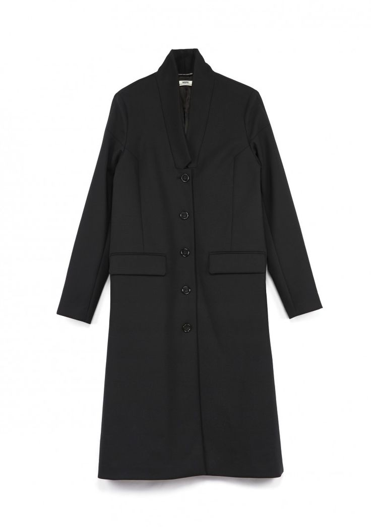 Wise Coat - Blue Black - Coats & Jackets - Shop Woman - Hope STHLM