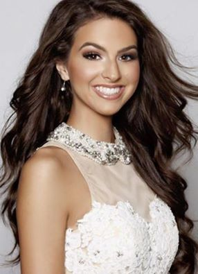 Repin this to congratulate the new Miss California Teen USA, Melanie Mitchell! http://thepageantplanet.com