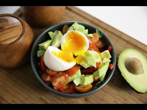 Hızlı Kahvaltı Salatası Tarifi - İdil Tatari - Yemek Tarifleri - YouTube