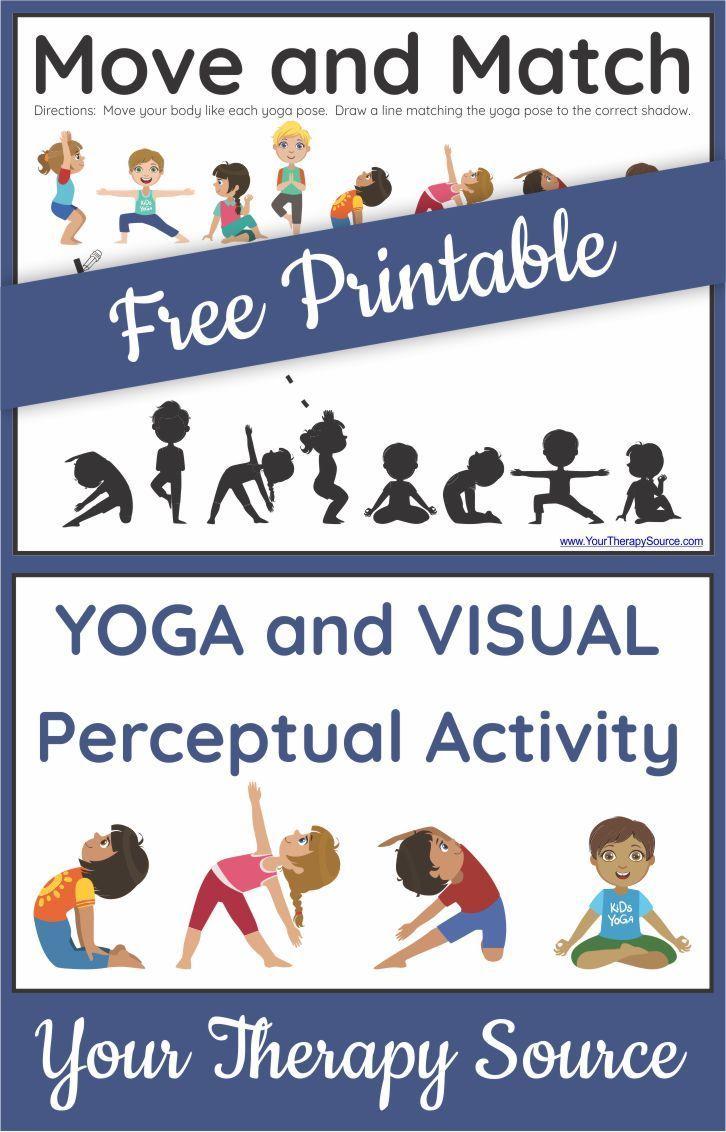 photograph regarding Printable Yoga Worksheets named Printable Yoga Worksheet for Little ones - Totally free ILS Little ones Yoga