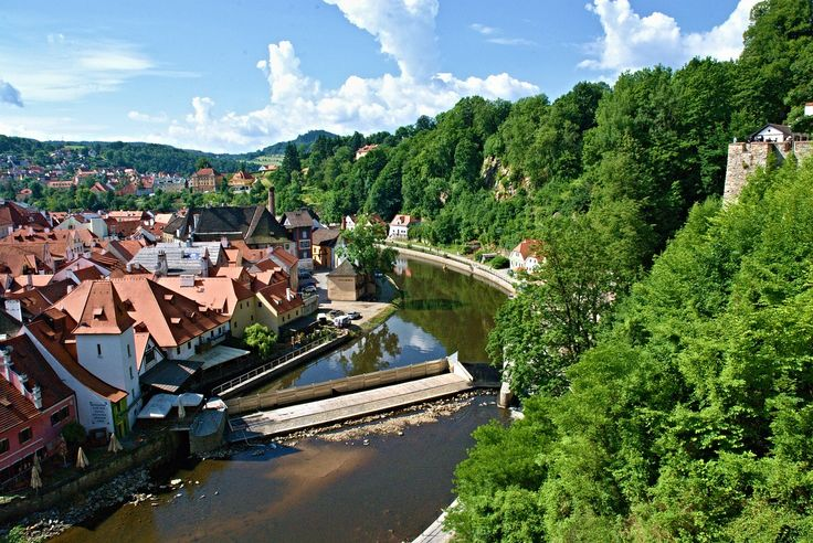 Choose the one day trips from Prague, for example to Kutná Hora or Český Krumlov. There are many interesting day trips from Prague to UNESCO city.