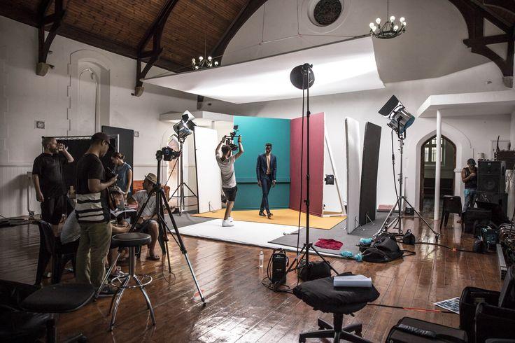 Roodebloem Studios | Studios, Film, Stills, Events & Gear Rental