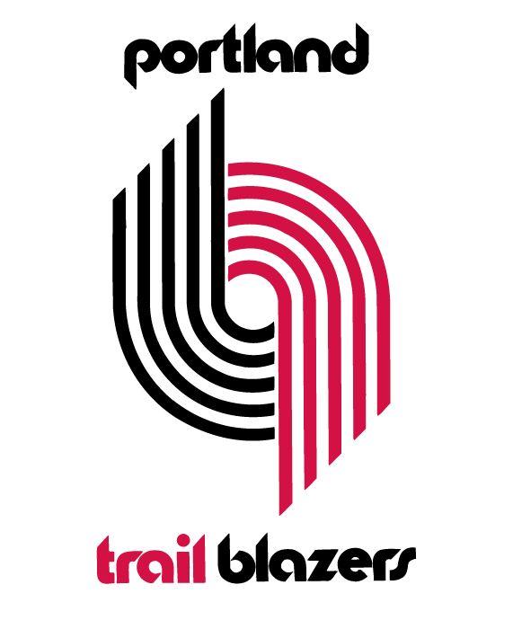 Portland Blazers Draft History: 21 Best Team Logo Images On Pinterest