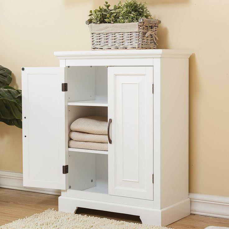 Elegant Home Fashions St. James 26W; x 32H; Free Standing Cabinet