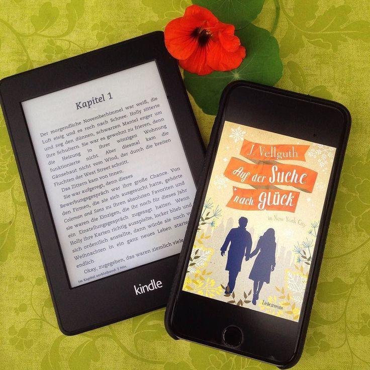 """Es ist da! """"Auf der Suche nach Glück in New York City"""" ist jetzt auf Amazon verfügbar  . Eine romantisch-moderne Liebesgeschichte über große Träume kleine Wahrheiten und aufrichtige Gefühle. . (Pssst im Augenblick zum Einführungspreis von 199 statt 399) . Ganz viel Spaß beim Lesen!  Link in der Bio  . #schriftstellerleben #autorenleben #jvellguth #authorsofinstagram #booklove #booklovers #bücherliebe #liebesroman #liebesgeschichte #nyc #newyorkcity #love #happy #Veröffentlichung #Buchrelease…"""