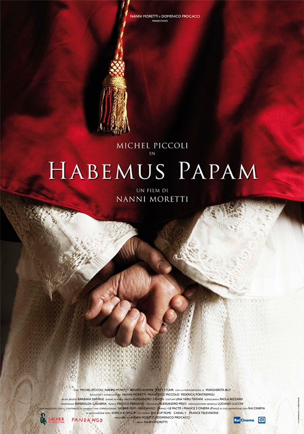 We Have a Pope (Habemus Papam) / 2011. Fantastic Movie! Must Watch. #travel #Rome #Italia