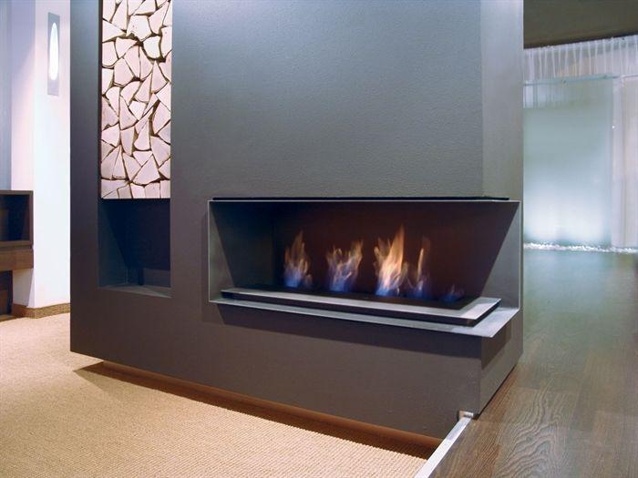 die besten 25 bioethanol kamin ideen auf pinterest. Black Bedroom Furniture Sets. Home Design Ideas