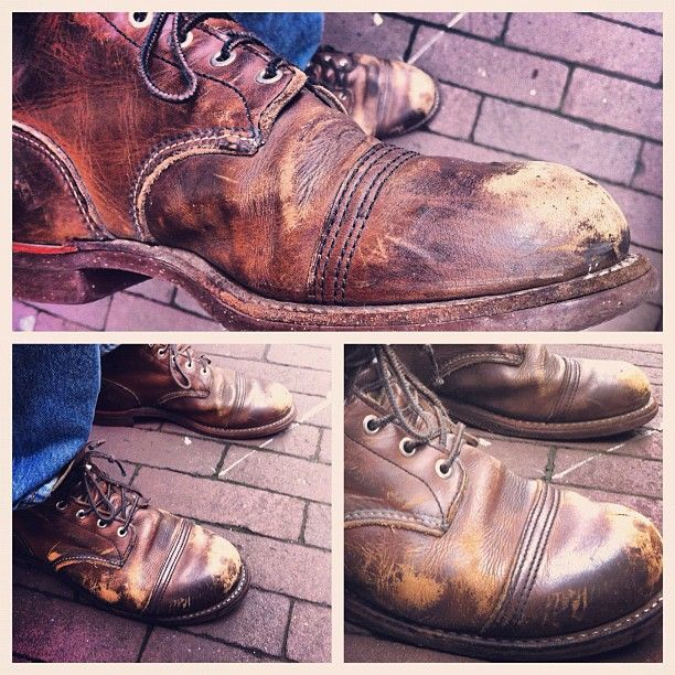 133 best Red Wing Boots images on Pinterest