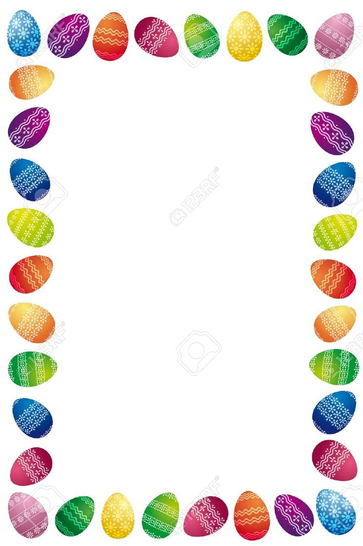 15 awesome easter egg border images images more