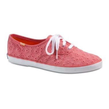 Keds Champion Eyelet Womens Oxford Shoes
