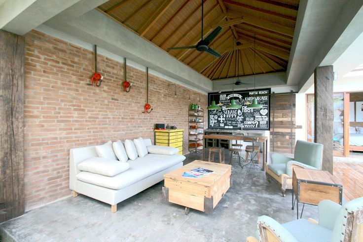 Bali luxury villas 4Quarters Canggu Villas Bali brand new villas with stunning furniture and artwork