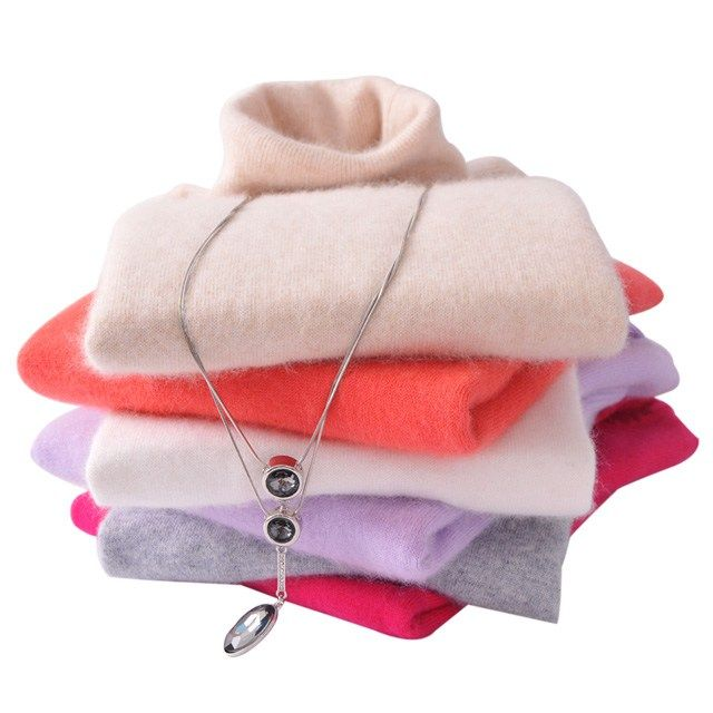 Regulate Thick Warm Solid Colors Cashmere Wool Pullover //Price: $22.99 & FREE Shipping //     #shopping
