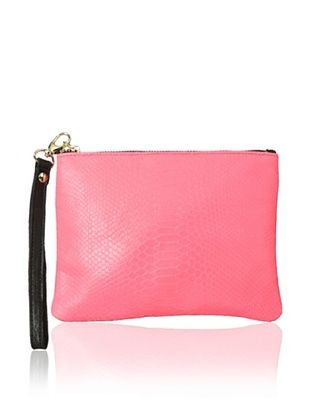 63% OFF gorjana Women's Perry II Canyon Wristlet, Hot Pink Exotic