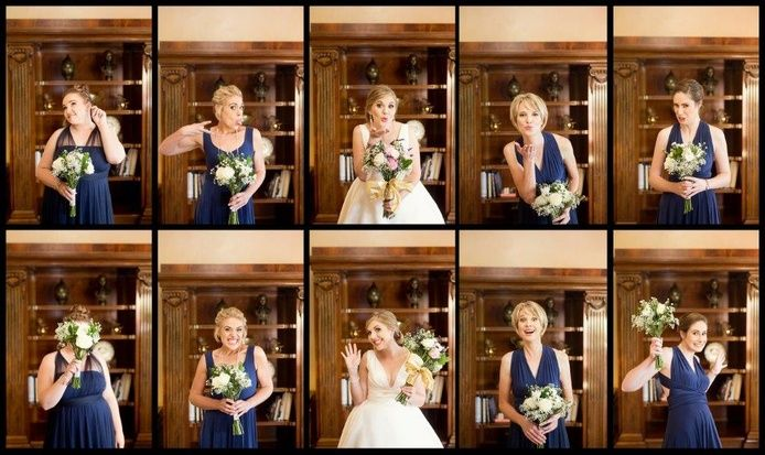 #bridesmaids #wedding #gelique