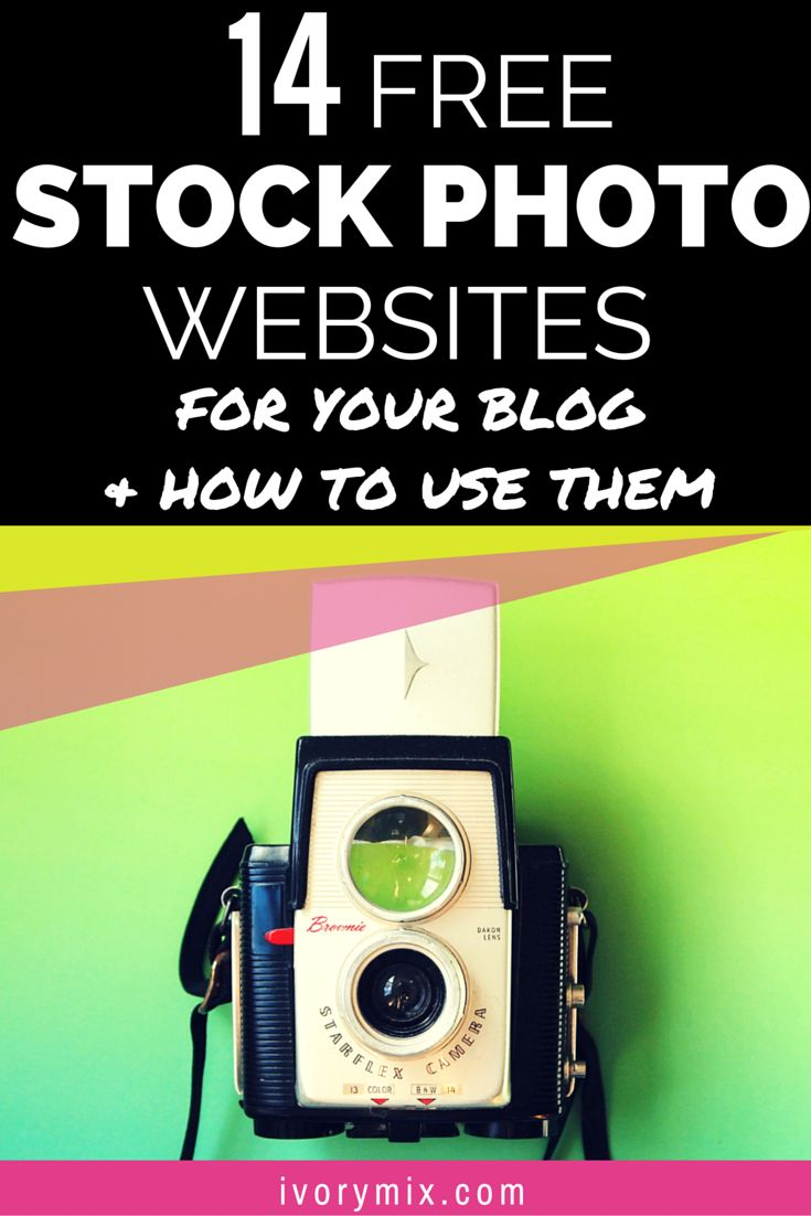 14 FREE STOCK PHOTO WEBSITES (Scheduled via TrafficWonker.com)