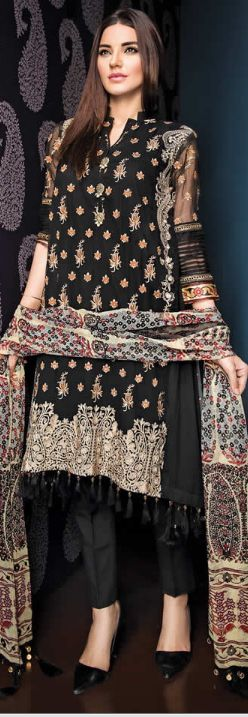 Khaadi Girls Winter Dresses Latest For Girls 2016  #GirlsWinterDresses