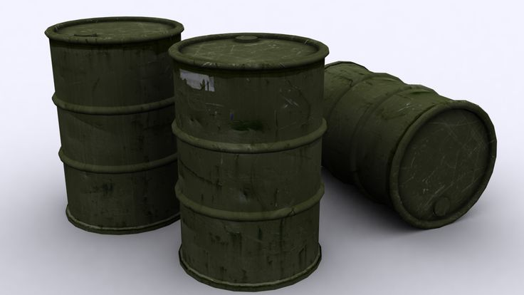 Metal Barrels - http://www.moddb.com/games/red-alert-a-path-beyond/images/ubiquitous-barrels