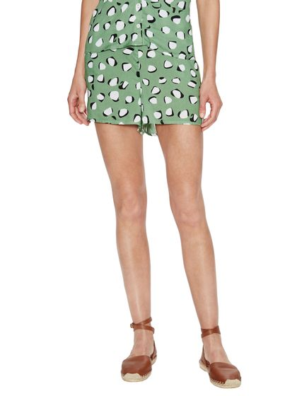 Julian Printed Easy Short