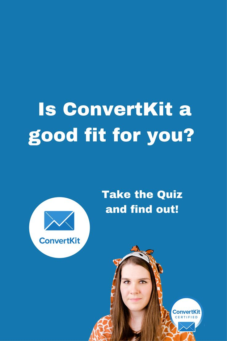 Looking for the best email automation and email marketing for your business and blog? Take the quiz and find out whether ConvertKit is the right fit for you! Sales funnel | email marketing tips | grow email list | email subscribers | MailChimp migration.