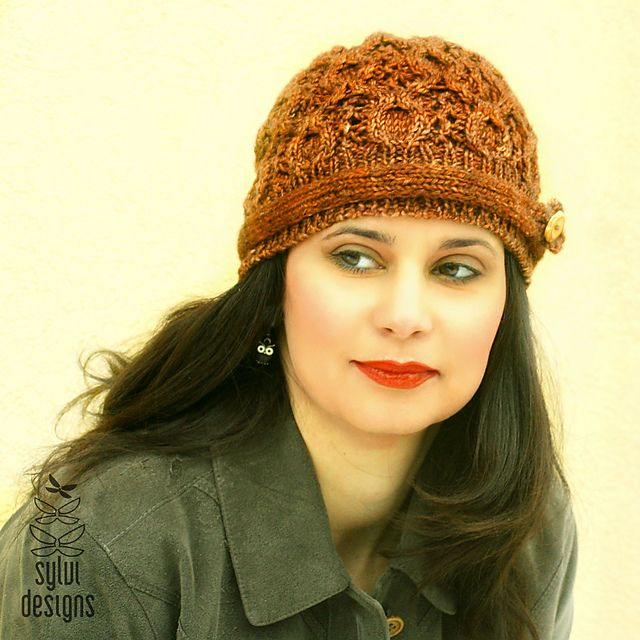 Ravelry: Maya's hat pattern by Szilvia Linczmaier