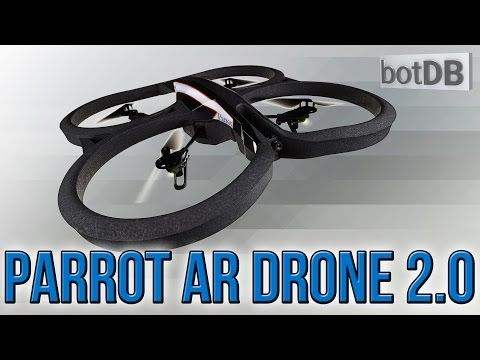Parrot AR Drone 2.0 - botDB Review https://i.ytimg.com/vi/uksnH3QQv84/hqdefault.jpg