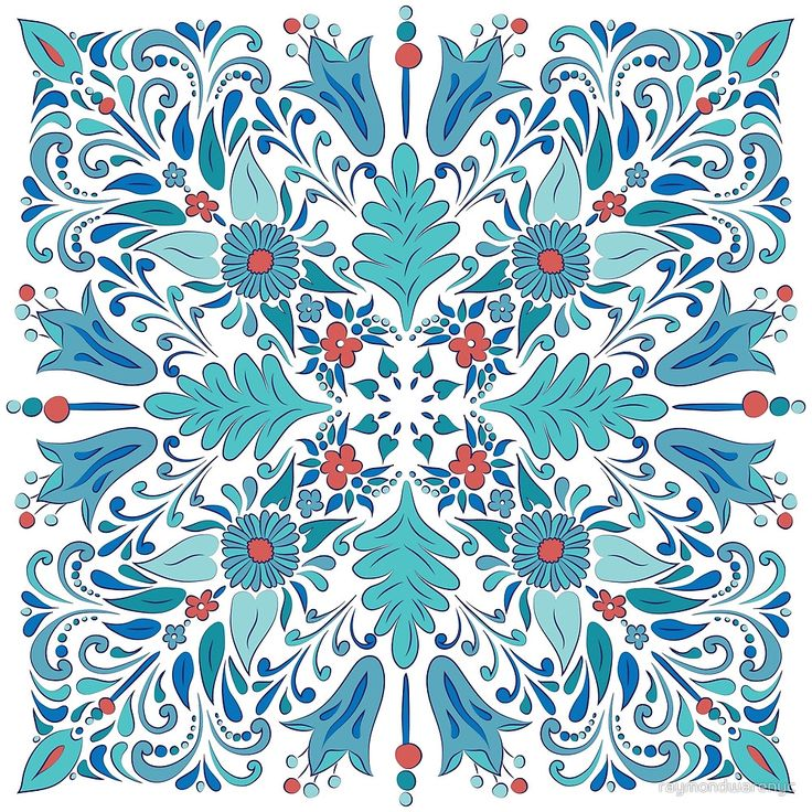 """Ankara Tile"" by raymondwarenyc | Redbubble"