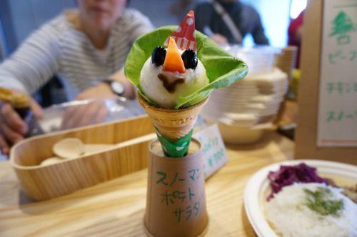 時宅さんのビーフストロガノフ今日はナガヤ縁日というイベントというわけで各地から様々な出店者さんたちが香川からは時宅さん...