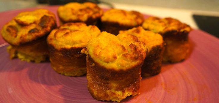 Appel / Wortel Muffins