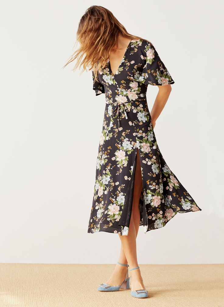 We've long been fans of Zara's lesser-known sister brand Uterqüe, and this season the label is delivering more than ever before. Trend pieces have a grown-up feel; look to silk blush palazzos and peach wide-leg jumpsuits for easy summer style, whilst those with bolder fashion tastes should indulge in bright floral prints.