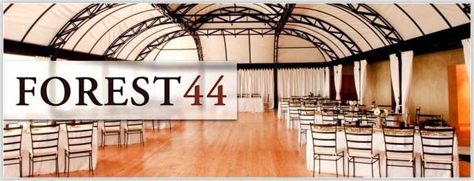 Forest 44 - Cape Town Wedding Venues