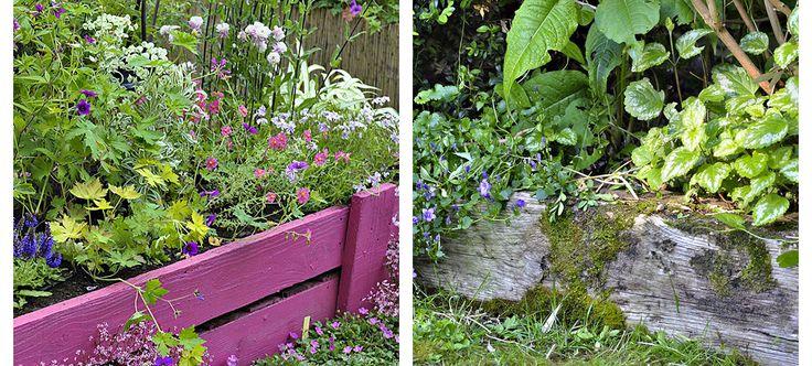 Les 25 meilleures id es de la cat gorie bordure jardin metal sur pinterest - Bordure jardin pierre reconstituee ...